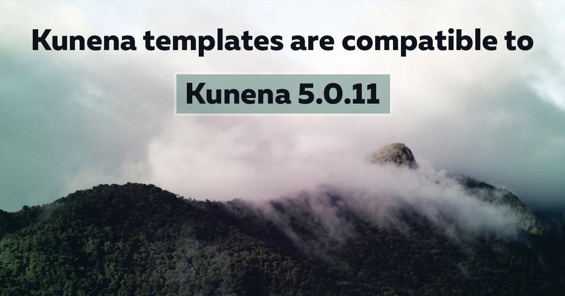 Kunena templates are compatible to Kunena 5 0 11