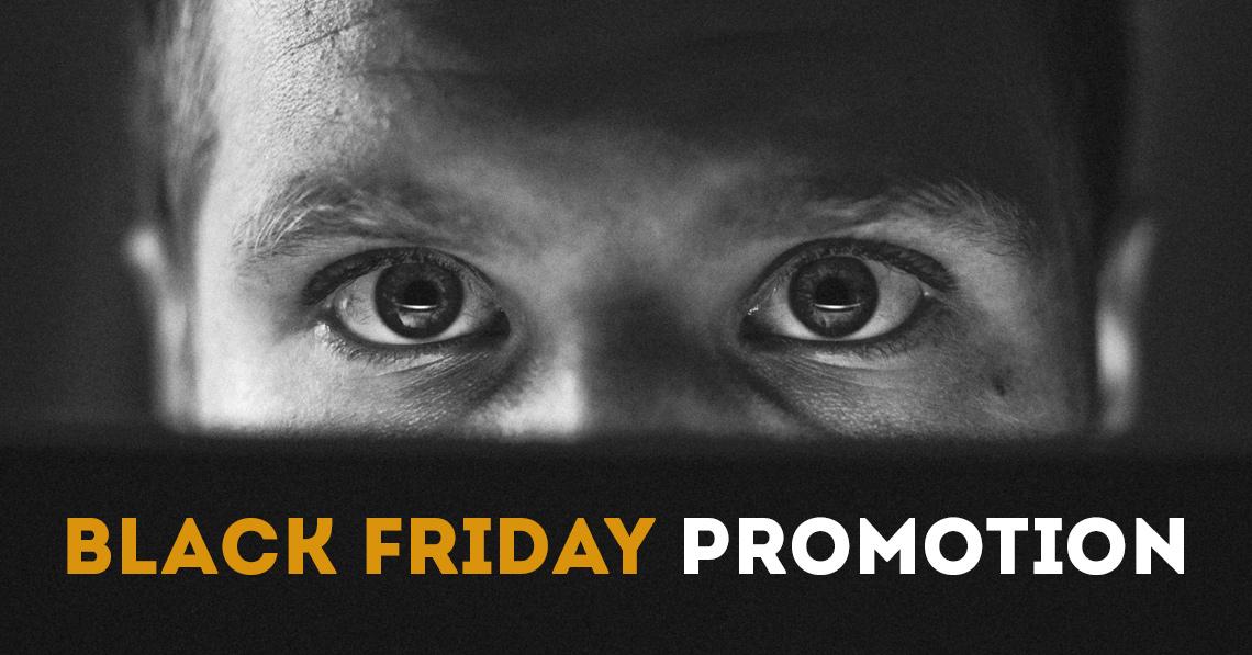 Black Friday 2018: get 30% off on Kunena templates