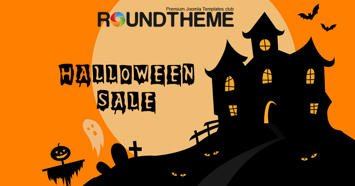Halloween Sale! Get 20% OFF on all Kunena templates