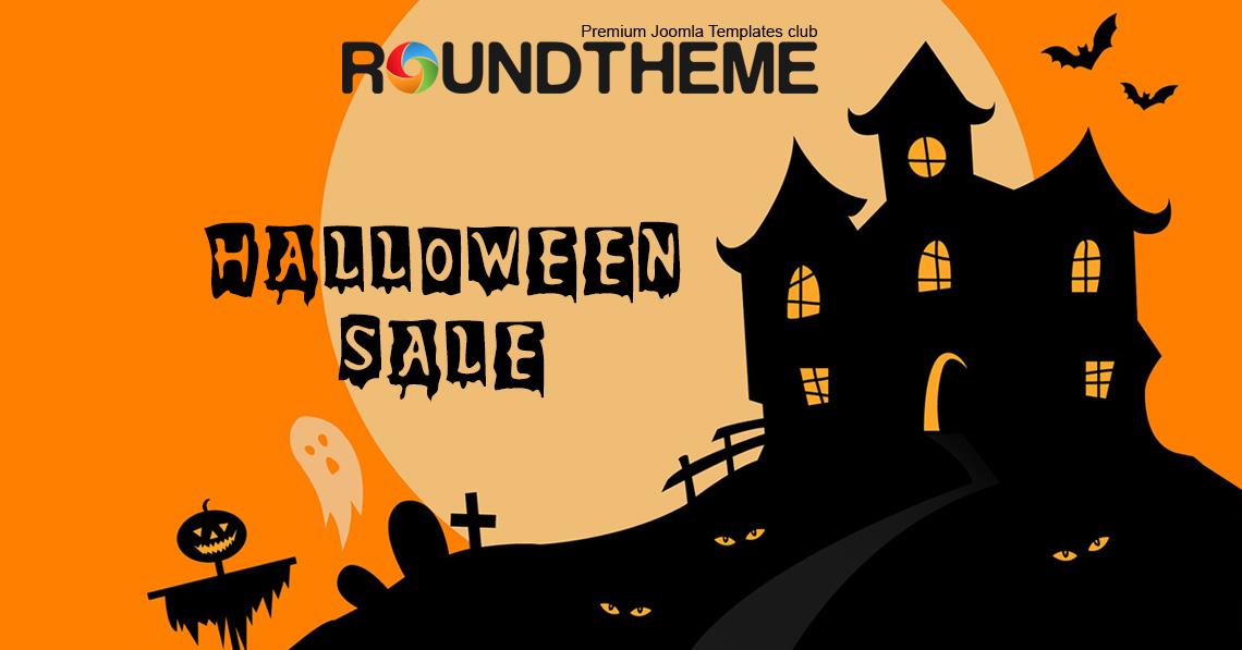Halloween Sale! Get 20% OFF on all Kunena templates