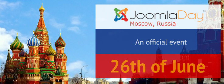 JoomlaDay Russia 2014
