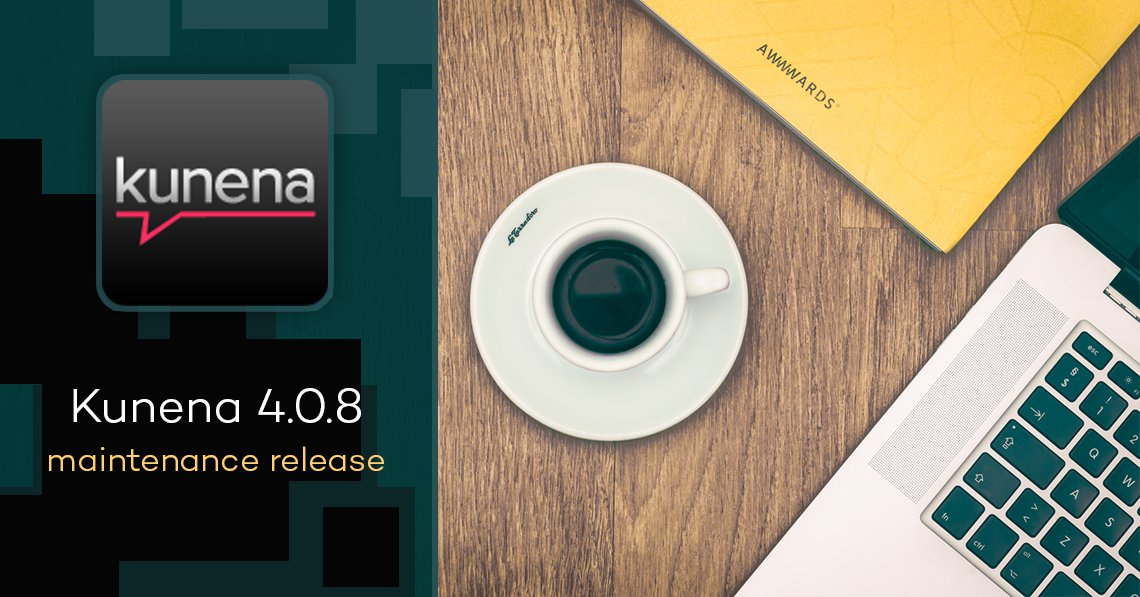 Kunena 4.0.8: maintenance release