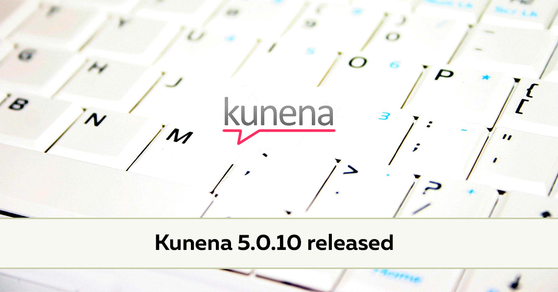 Kunena 5.0.10 released - maintenance release