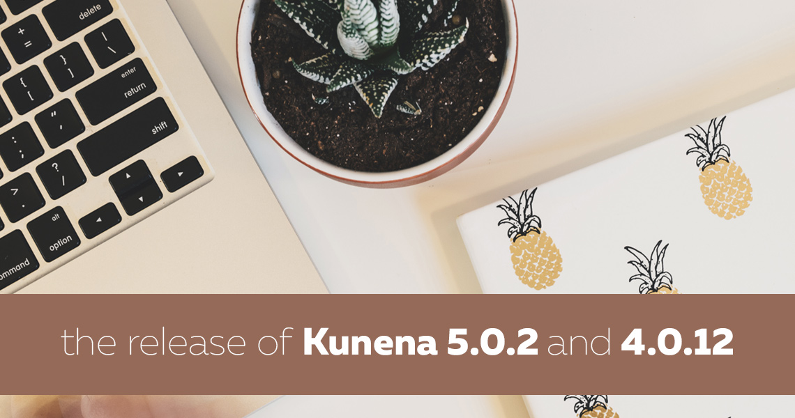The release of Kunena 5.0.2 and 4.0.12