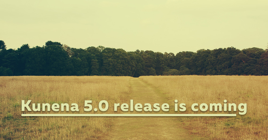 Kunena 5.0 release is coming