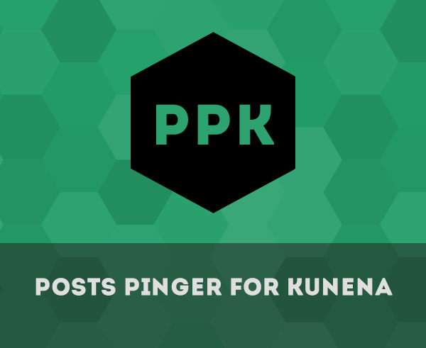 Posts Pinger for Kunena