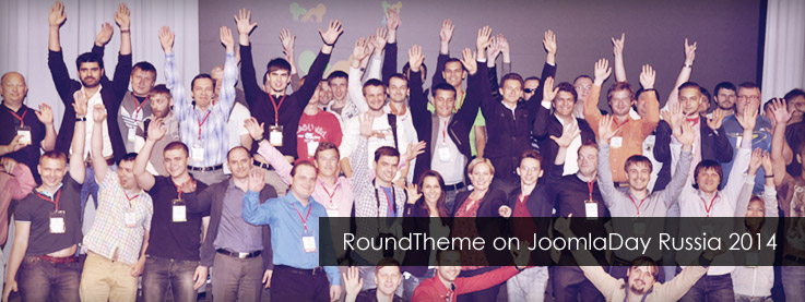 A report on JoomlaDay Russia 2014