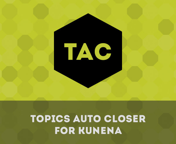 Topics Auto Closer for Kunena