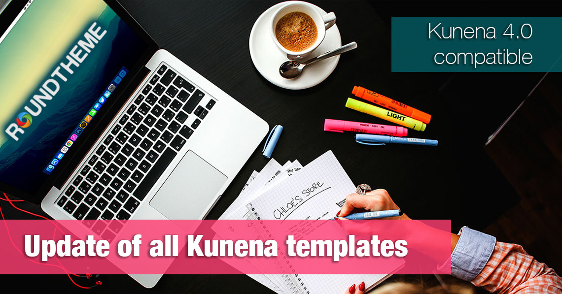 Update of all Kunena templates: now it's compatible with Kunena 4.0